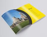 水泥企业 工厂 黄色画册
